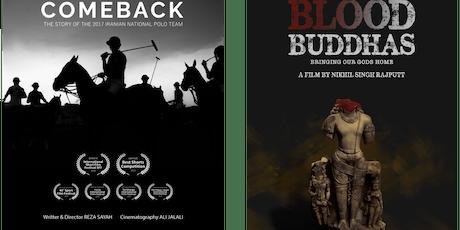 CSAFF: Short Films Session 2 (Comeback, Blood Buddhas) tickets