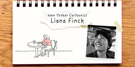 New Yorker Cartoonist Liana Finck tickets