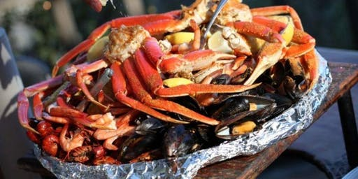 SEAFOOD FEAST OCTOBER 12