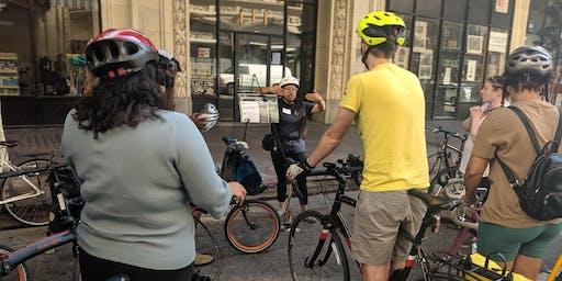 BEST Clase: Bicicleta 1 - Regreso a lo básico (Centro de Los Angeles)