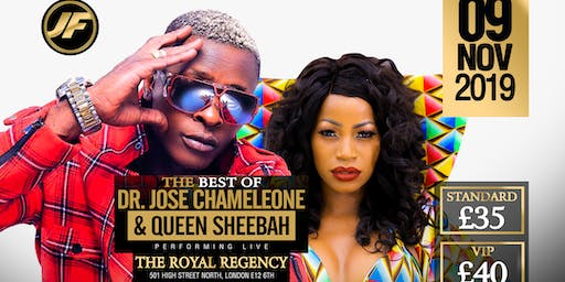 The Best of Dr Jose Chameleone & Queen Sheebah