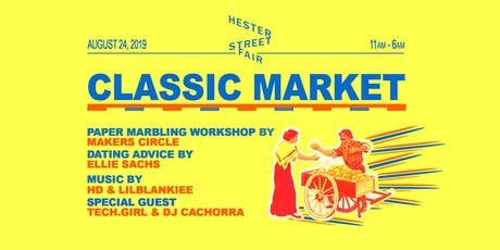 Hester Street Fair's Saturday Fair tickets
