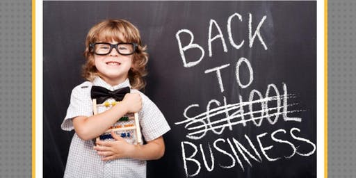 Back to Business Education Series
