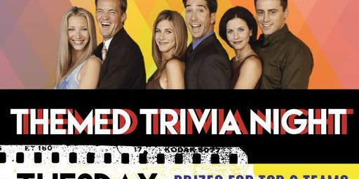 Themed Trivia: Friends