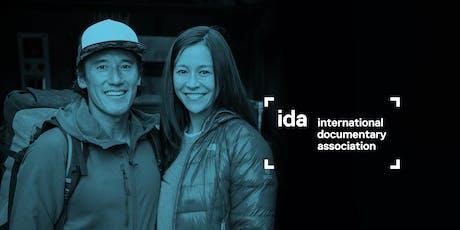 IDA Conversation Series: Elizabeth Chai Vasarhelyi & Jimmy Chin tickets
