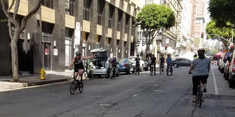 BEST Clase: Bicicleta 2 - Reglas de la carretera (Centro de Los Angeles) boletos