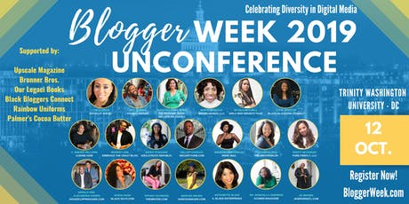Blogger Week 2019 UnConference - DMV Business Sponsor & Vendor Registration tickets