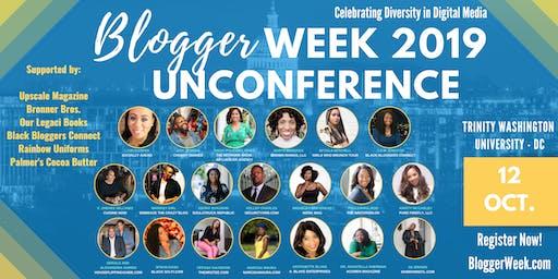 Blogger Week 2019 UnConference - DMV Business Sponsor & Vendor Registration
