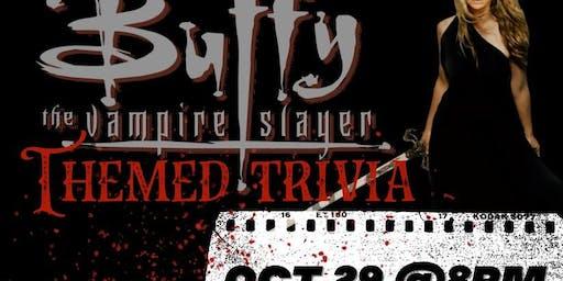 Themed Trivia: Buffy the Vampire Slayer