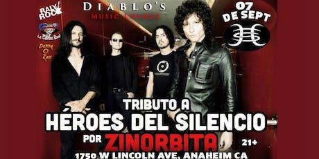 Zinorbita Tributo a HEROES DEL SILENCIO tickets
