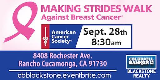 Making Strides Walk (Breast Cancer Walk)