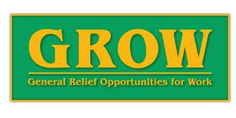 Expanded GROW OAP Training tickets