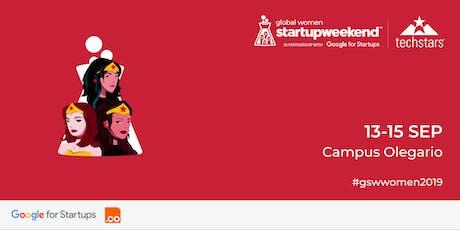 Startup Weekend Women Mendoza 2019 entradas