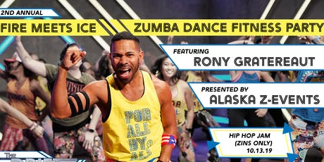 2nd Annual Fire Meets Ice Zumba Dance Fitness Party tickets