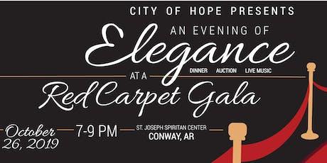 CoHO Evening of Elegance Red Carpet Gala tickets