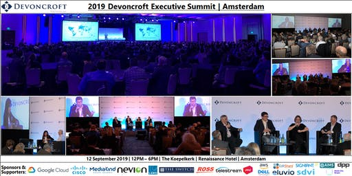 2019 Devoncroft Executive Summit I Amsterdam