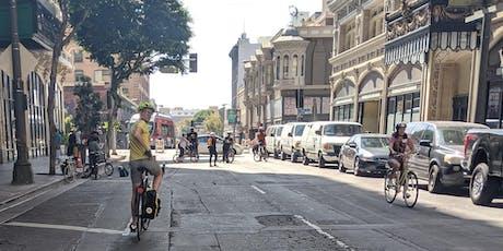 BEST Clase: Bicicleta 3 - Habilidades en la calle (Centro de Los Angeles) boletos