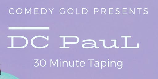 Comedy Gold Presents: DC PauL