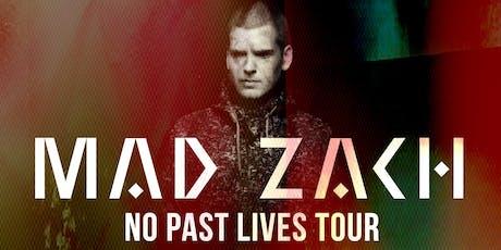 Mad Zach tickets