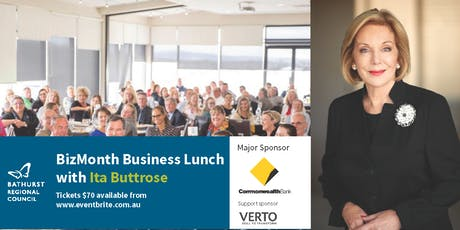 BizMonth Business Lunch tickets