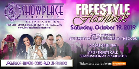 """Freestyle Flashback"" with TRINERE & CORO tickets"