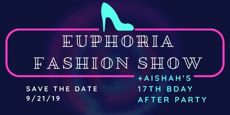 Euphoria Fashion Show tickets