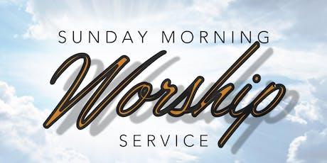Sunday Worship Church Service tickets