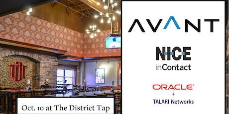 Oracle Talari, Nice inContact, and AVANT Happy Hour! tickets