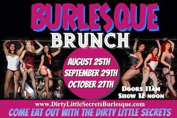 Burlesque Brunch Long Beach tickets