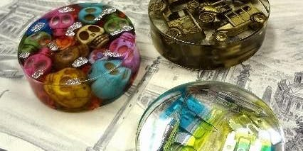 Resin Workshop (12 - 18 years)