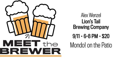 Meet the Brewer - Lion's Tail tickets