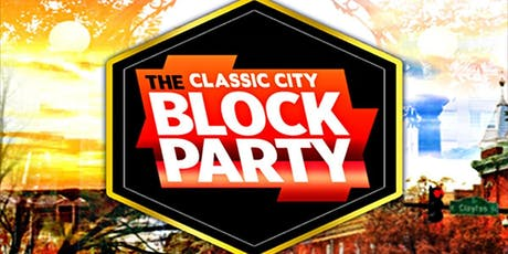 Classic City Block Party Athens-AUG 24th  tickets