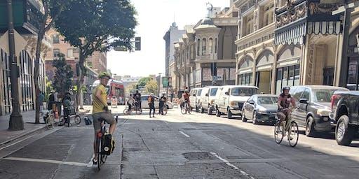 BEST Class + Ride: CicLAvia Street Skills (Heart of LA)