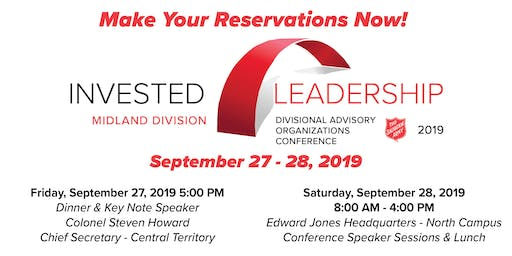 Divisional Advisory Organizations Conference 2019