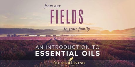 Introduction to Young Living Essential Oils  tickets