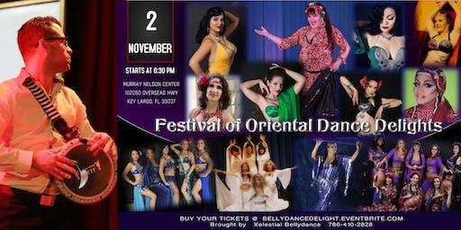 Festival of Oriental Dance Delights