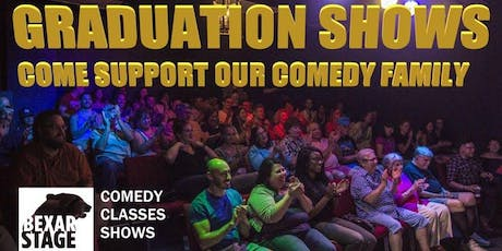 IMPROV STUDENT SHOWCASE: Level 1, Level 3, Level 4 Graduation (Improv/Comedy) tickets