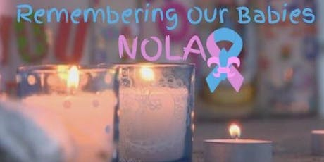 Remembering Our Babies NOLA tickets
