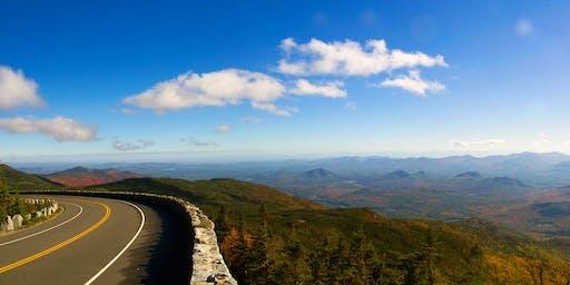 Adirondack Mountains Fall Colours Road Trip