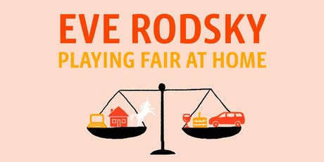 Eve Rodsky: Playing Fair at Home tickets