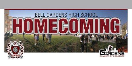 2019 Bell Gardens High School Homecoming tickets