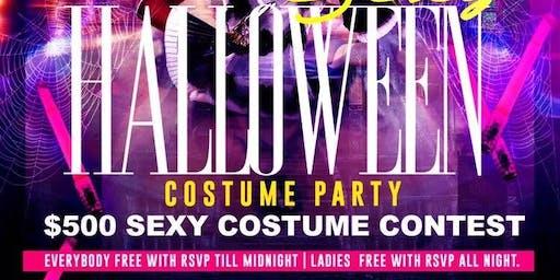 Halloween Sexy $500 Costume Contest