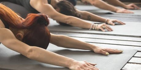 Pilates in the library tickets