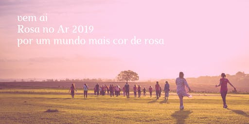 Rosa no Ar