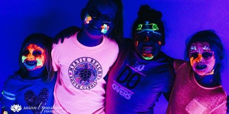 Back To School Glow Party @ Maker Studio! (Ages 5 - 15) tickets