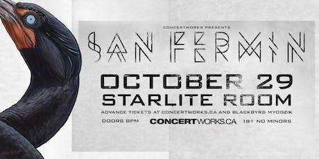 San Fermin tickets