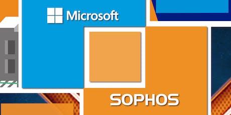 Integración Microsoft Sophos tickets