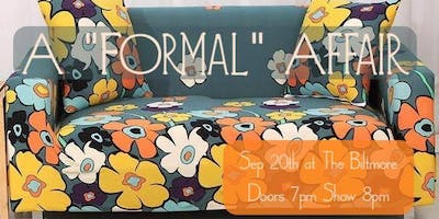"""A \""""Formal\"""" Affair: No longer in your living room"""