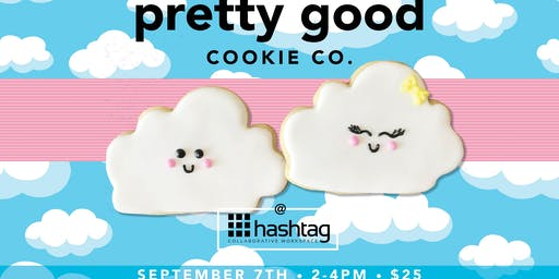 Cookie Decorating with Pretty Good Cookie Co