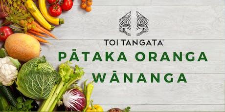 Te Korowai type 2 diabetes Pataka Oranga Co-design wānanga tickets